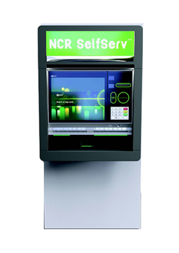 NCR SelfServ 84 Drive-up